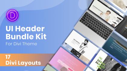 Header-Bundle-UI-Kit-Divi-Layouts