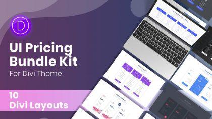 Pricing-Bundle-UI-Kit-Divi-Layouts