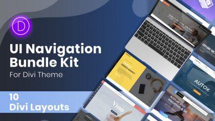 navigation-bundle-ui-kit-divi-layouts